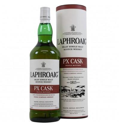 Laphroaig PX Cask Whisky 1l 48%