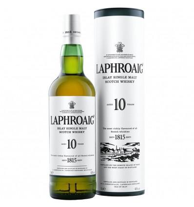 Laphroaig 10y Whisky 0,7l 40%