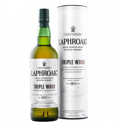 Laphroaig Triple Wood Whisky 0,7l 48%