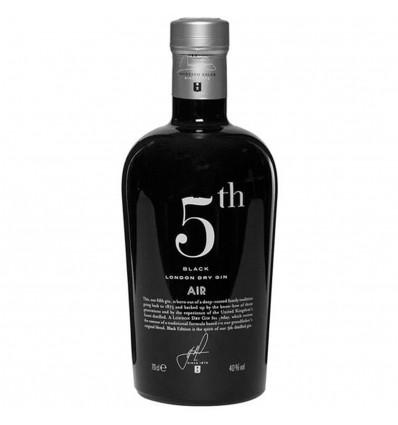 Gin 5th Air Black 0,7 l 40%