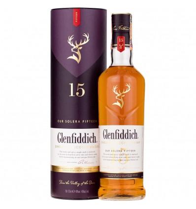 Glenfiddich 15y Whisky 0,7l 40%