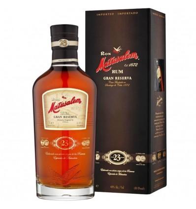 Matusalem Gran Reserva Rum 23y 0,7l 40%