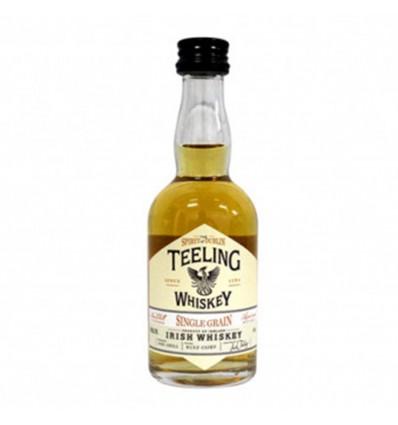 Teeling Single Grain Whiskey Miniatura 0,05l 46%