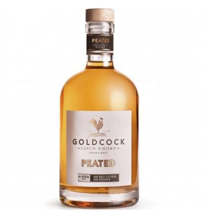 Gold Cock Peated Single Malt Whisky 0,7l 49,2%