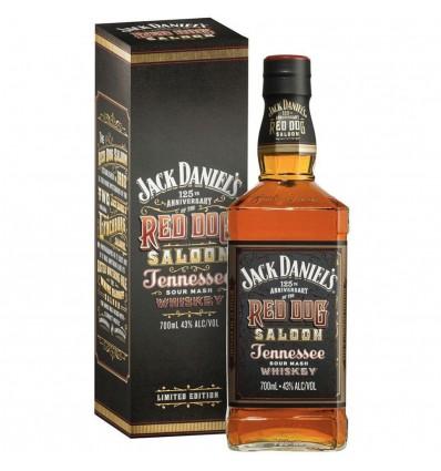 Jack Daniels Red Dog Saloon Whiskey 0,7l 43%