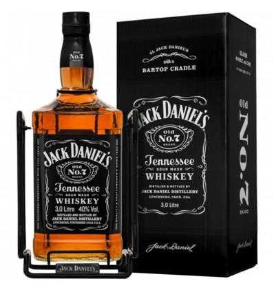 Jack Daniels Whiskey 3 l 40% (kolébka)
