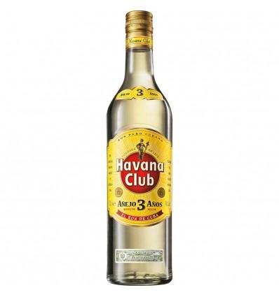Havana Club 3y Rum 0,7l 40%