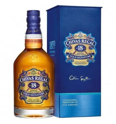 Chivas Regal 18y Whisky 0,7l 40%