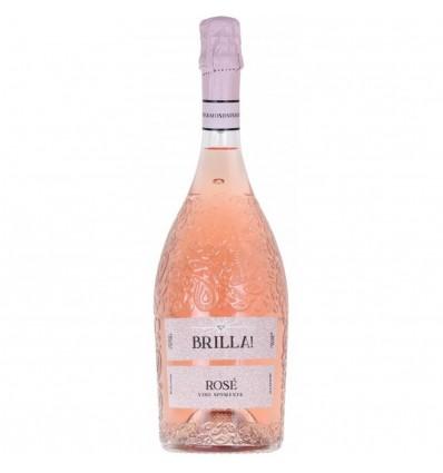 Prosecco Brilla Rosé Extra Dry 0,75l 11%