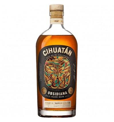 Cihuatán Obsidiana Rum 1l 40%