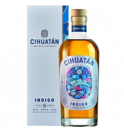 Cihuatán Indigo 8y 0,7l 40%