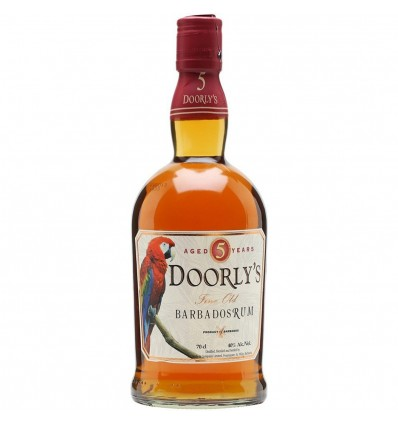 Doorlys 5y Rum 0,7l 40%