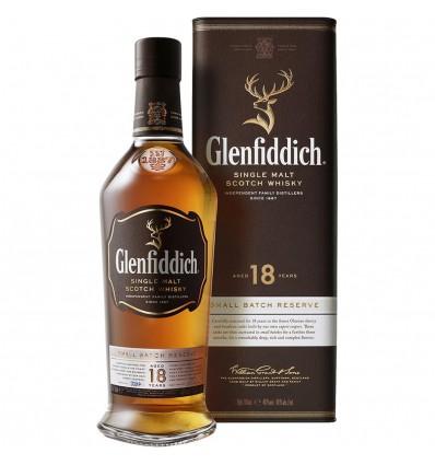 Glenfiddich 18y Whisky 0,7l 40%