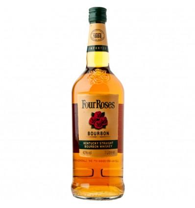 Four Roses Bourbon Whiskey 1l 40%
