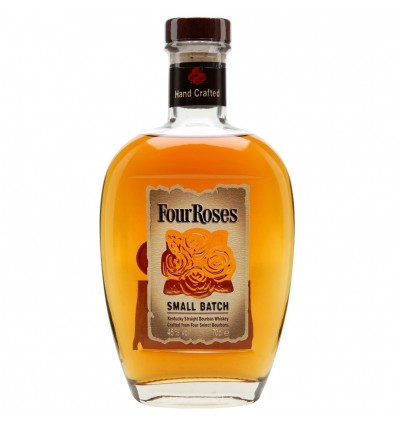 Four Roses Small Batch Bourbon Whiskey 0,7l 45%