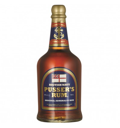 Pussers British Navy 0,7l 40%