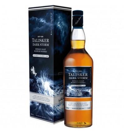 Talisker Dark Storm Whisky 1l 45,8%