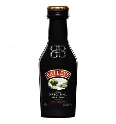 Baileys Original Miniatura 0,05l 17%