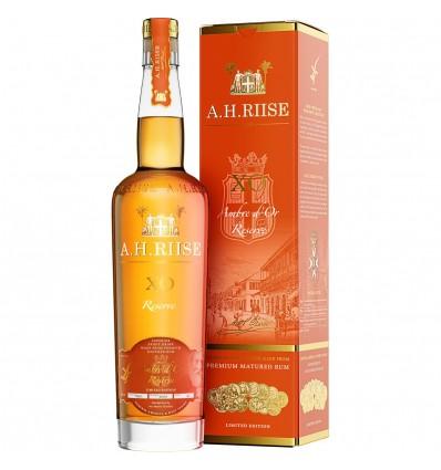 A.H. Riise XO Ambre d`Or Reserve 0,7l 42%