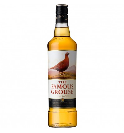 Famous Grouse Whisky 0,7l 40%