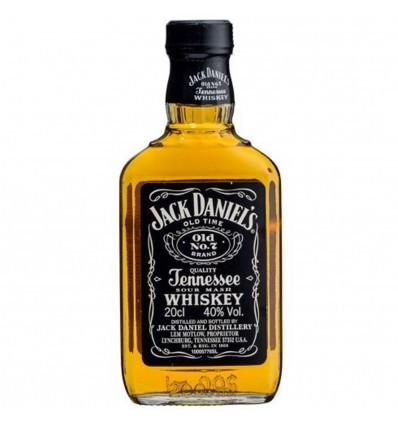 Jack Daniels Whiskey 0,2l 40%
