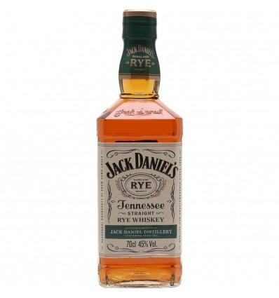 Jack Daniels Rye Whiskey 0,7l 45%