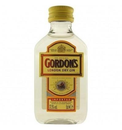 Gin Gordons Miniatura 0,05l 37,5%