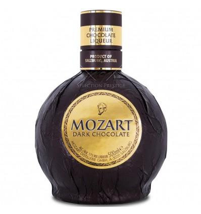 Mozart Chocolate Liqueur Black 0,5l 17%