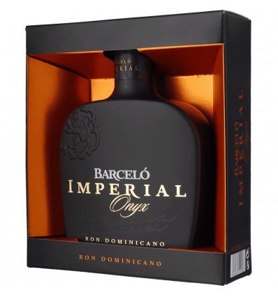 Ron Barcelo Imperial Onyx 12y 0,7l 38%