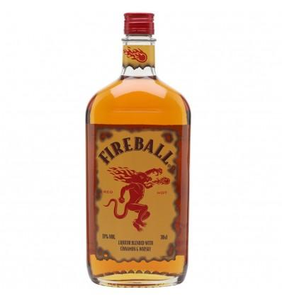 Fireball Cinnamon Whiskey 0,7l 33%
