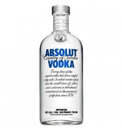 Absolut vodka Blue 0,7l 40%