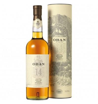 Oban 14y Whisky 0,7l 43%