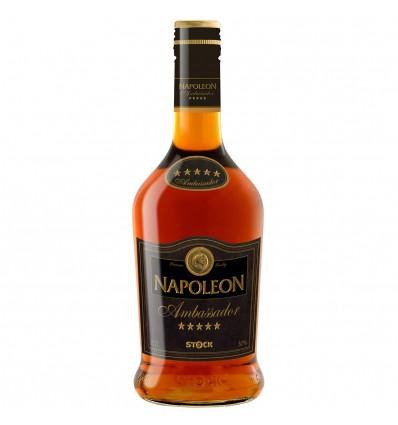 Stock Napoleon Ambassador Brandy 0,7l 28%