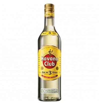 Havana Club Anejo Rum 3y 1l 40%