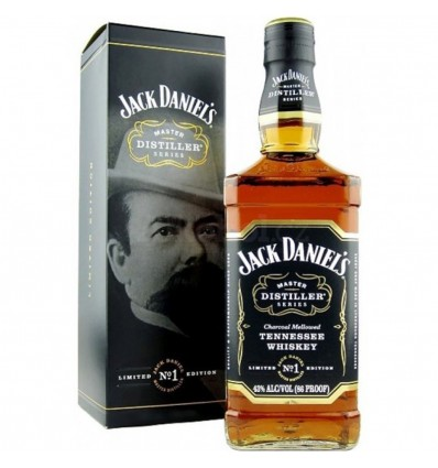Jack Daniels Master Distiller Series No.1 Whiskey 0,7l 43%