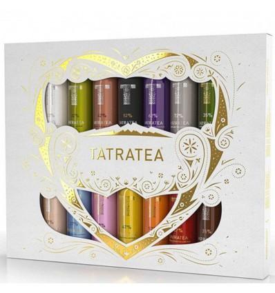 Tatratea mini set mix 14x 0,04l