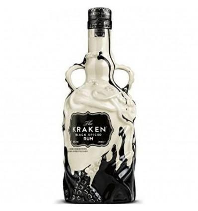 Kraken Black and White Ceramic 0,7l 40%
