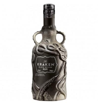 Kraken Black Spiced Ceramic Rum LE 0,7l 40%