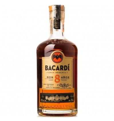Bacardi 8y Rum 0,7l 40%