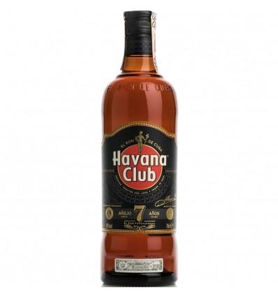 Havana Club Rum 7y 0,7l 40%