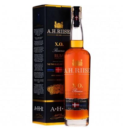 A.H. Riise XO Thin Blue Label 0,7l 40%