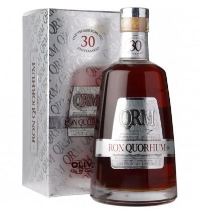 Quorhum Rum 30y 0,7l 40%