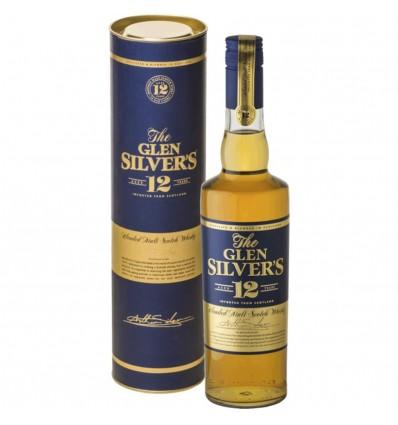 Glen Silvers 12y 0,7l 40%