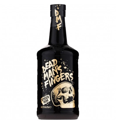 Dead Man's Fingers Spiced Rum 0,7l 37,5%