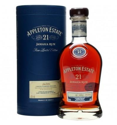Appleton Estate 21y 0,7l 43%