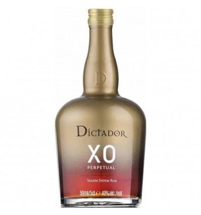 Dictador XO Perpetual Rum Miniatura 0,05l 40%
