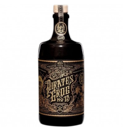 Pirates Grog No.13 Rum 0,7l 40%