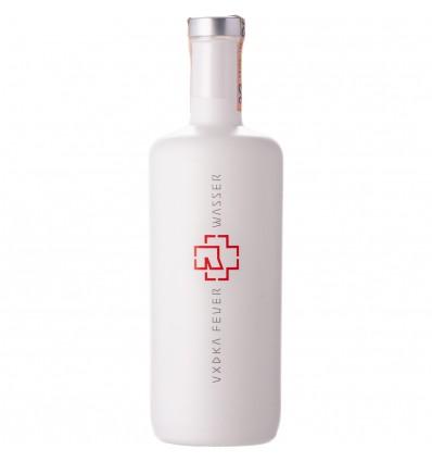 Rammstein Vodka White 0,7l 40%