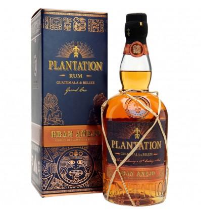 Plantation Guatemala & Belize Gran Anejo Rum 0,7l 42%