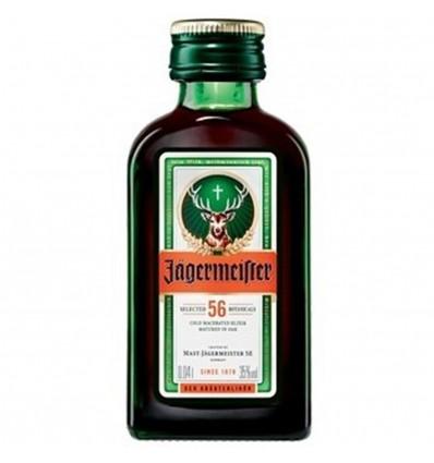 Jägermeister Miniatura 0,04l 35%